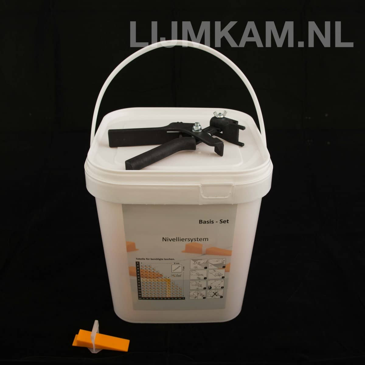 Nivelleersysteem basis Kit
