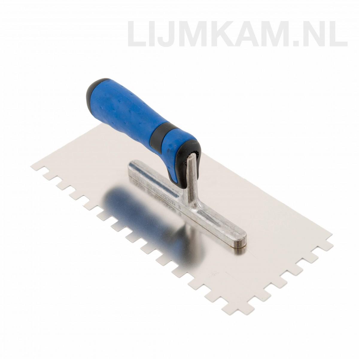 Lijmspaan - premium RVS
