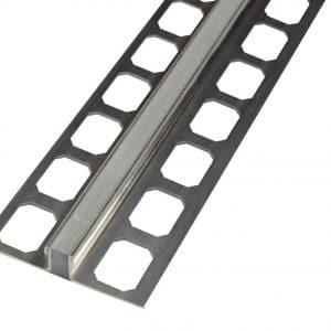 Dilatatie tegelprofiel PVC / Aluminium