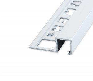 Tegelprofielen Vierkant Aluminium