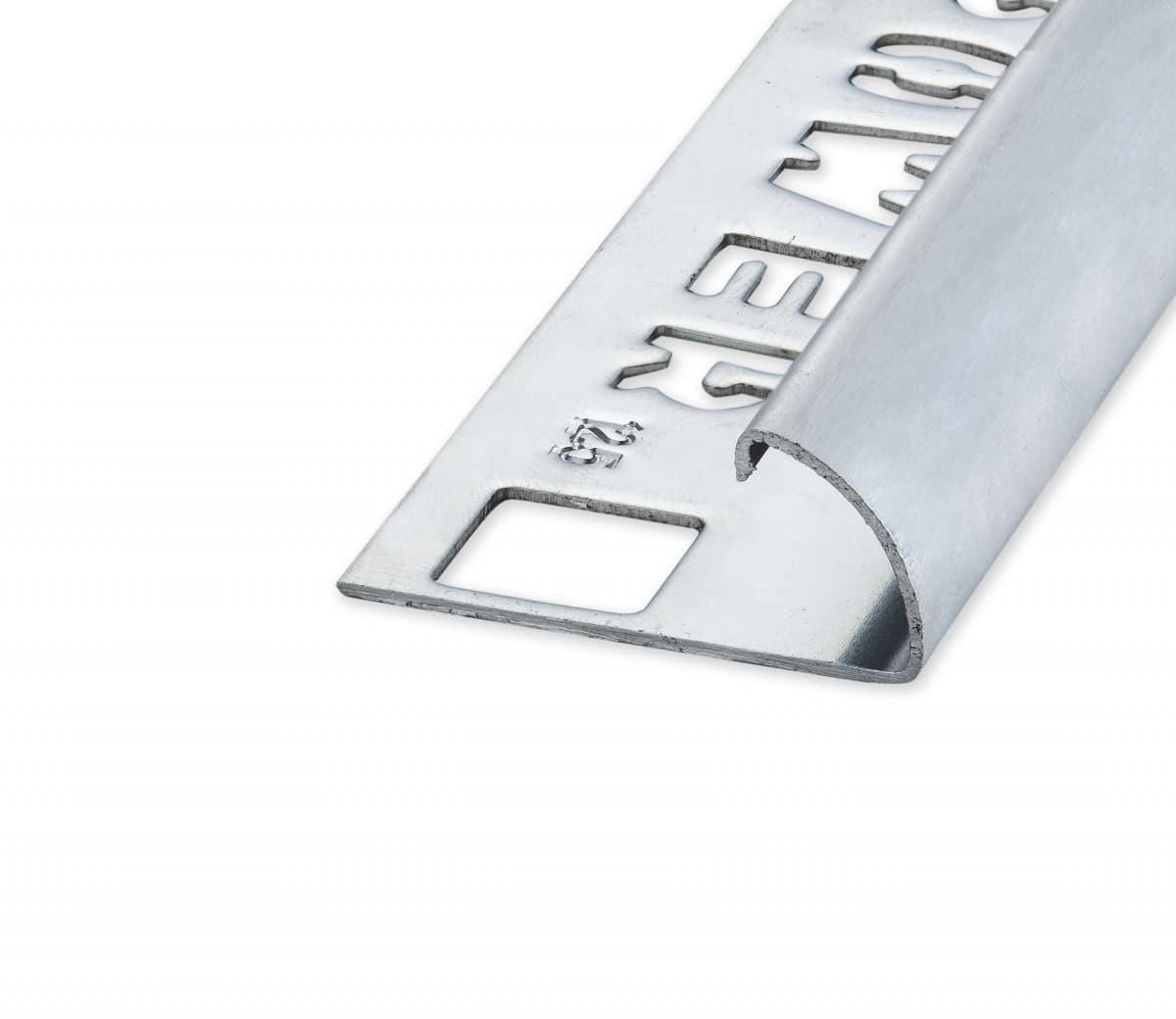 Tegelprofielen Kwartrond Aluminium