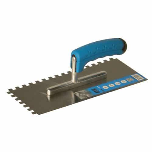 OX Tools Lijmspaan + Soft Grip Handvat