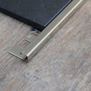 OX Tools RVS tegelprofiel gepolijst