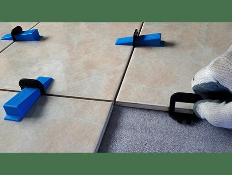 Ox Tile Leveling Systeem 3mm Lijmkam Nl
