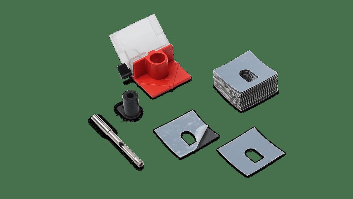 In Tegels Boren : Rubi diamant set 8mm tegelboor lijmkam.nl